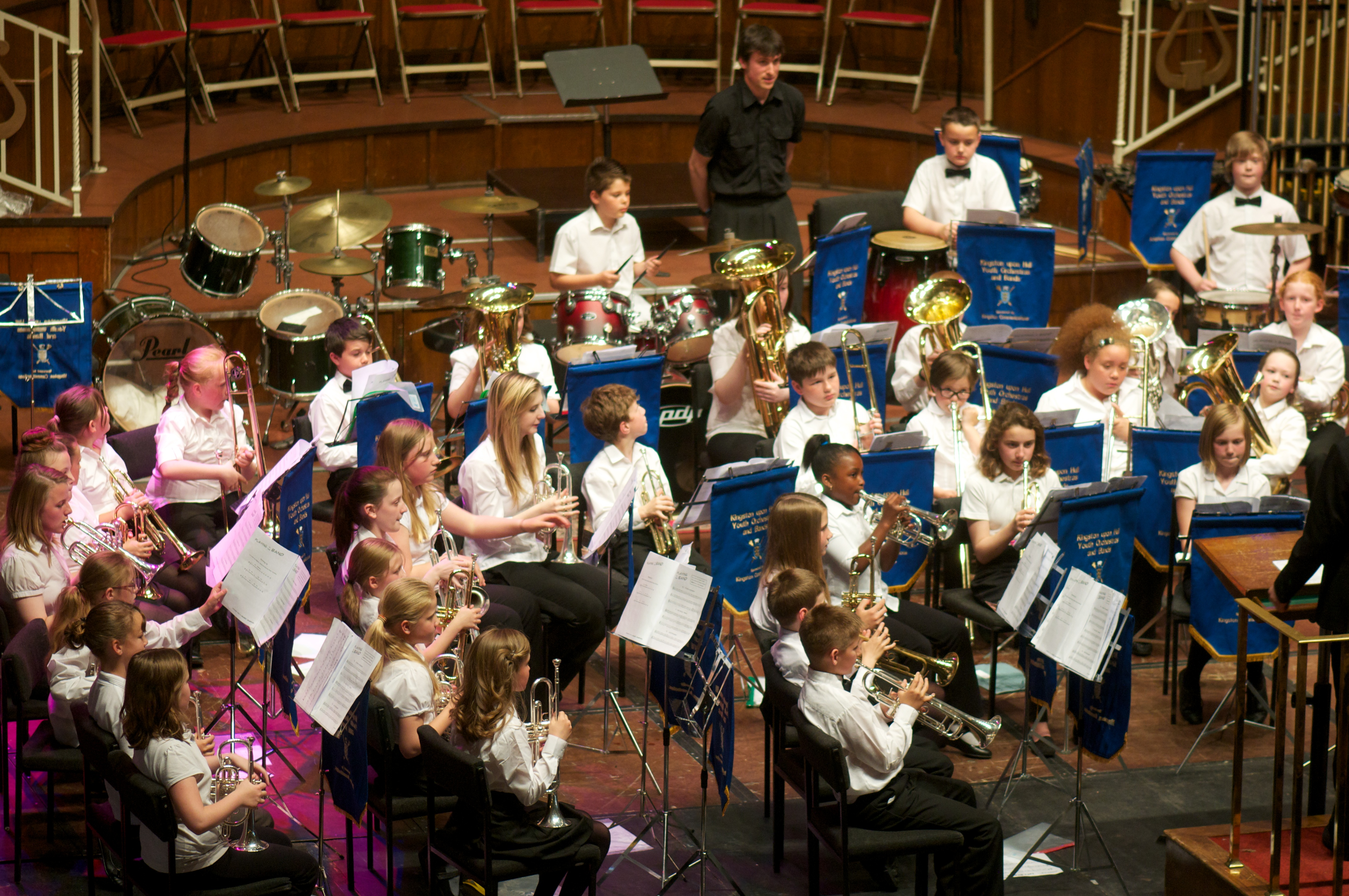 Hull Music Service Summer Concerts 2013