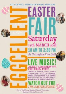 Easter Fair @ Cottingham Civic Hall | England | United Kingdom